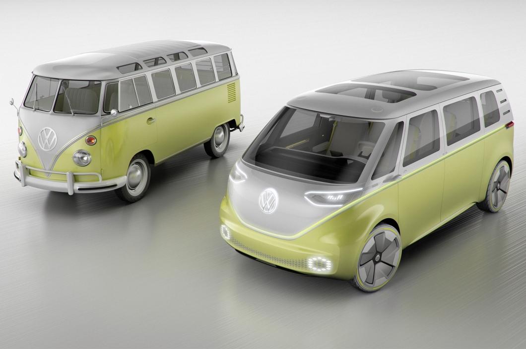 Volkswagen ID Buzz + Kombi