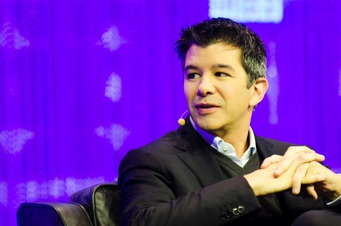 Travis Kalanick, cofundador e ex-CEO da Uber (Por Wikipedia)
