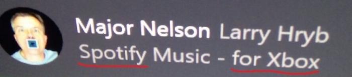 Major Nelson - Spotify