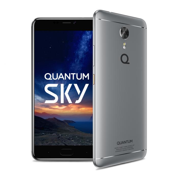 """O Quantum Sky tem corpo de alumínio """"aeronáutico"""""""