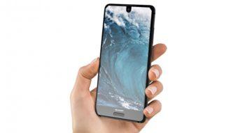 Sharp Aquos S2 é mais um smartphone que deixa as bordas de lado