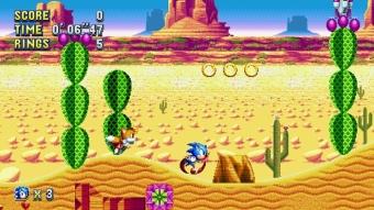 Sonic Mania para PC tem proteção contra cópia e exigia que usuário estivesse online