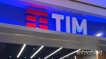 TIM cresce no pós-pago e no TIM Live, mas tem lucro 21% menor