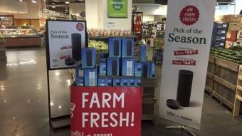 3 coisas que aconteceram no 1º dia dos supermercados Whole Foods sob o comando da Amazon