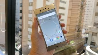Sony anuncia novo topo de linha Xperia XZ1 com versão compacta