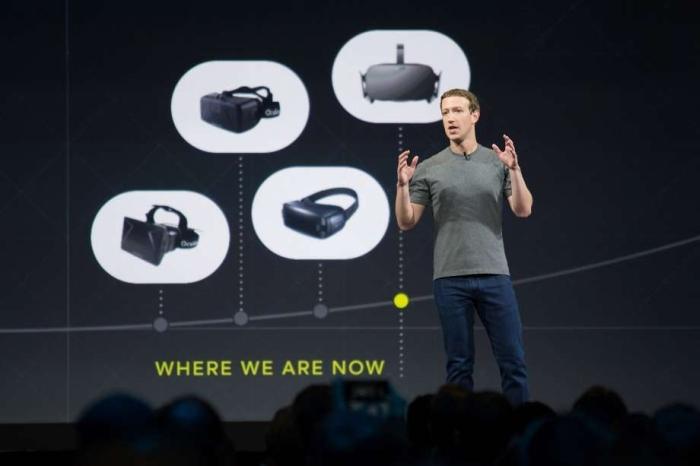 Mark Zuckerberg - VR