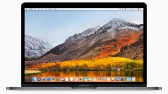 Apple avisa usuários que programas em 32 bits deixarão de rodar no macOS