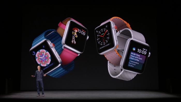 Apple lidera las ventas mundiales de relojes inteligentes 1