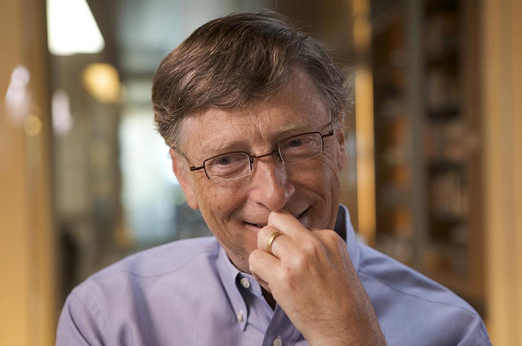 Bill Gates ainda está se desculpando pelo Ctrl+Alt+Del – Tecnoblog