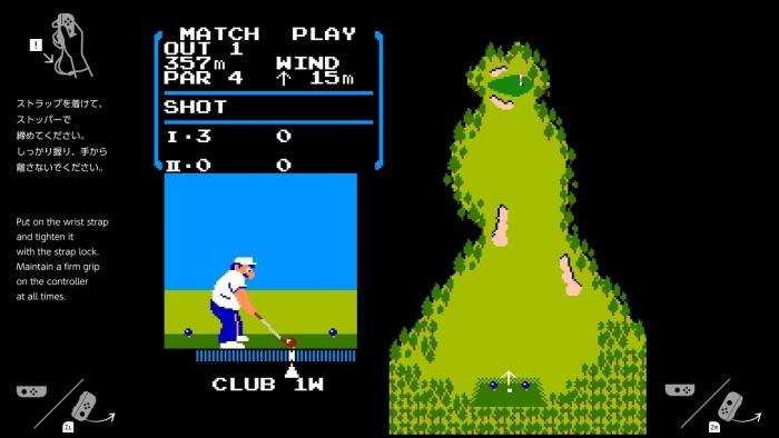 Golf no Switch