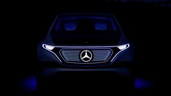 Todos os carros da Mercedes-Benz terão versões elétricas até 2022