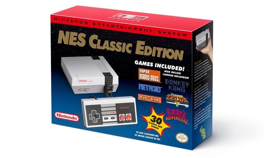 SNES Classic Edition chega ao Brasil por R$ 999