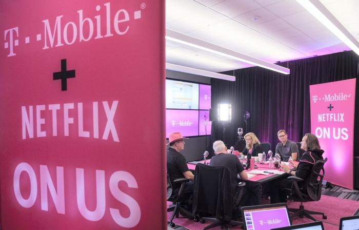 Stephen Brashear/AP Images for T-Mobile