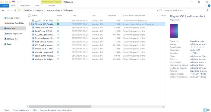 OneDrive Files On-Demand é a volta do OneDrive Placeholders presente no Windows 8.1