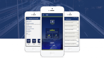 Como usar o aplicativo que dá desconto de 40% em multas de trânsito