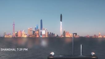 SpaceX quer usar foguetes para viagens intercontinentais que duram meia hora
