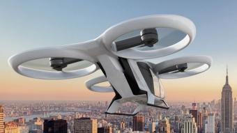 Airbus quer fazer projeto de táxi voador decolar em 2018