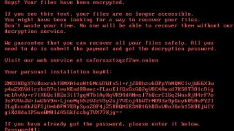 Um ataque do ransomware Bad Rabbit está causando estragos em diversos países