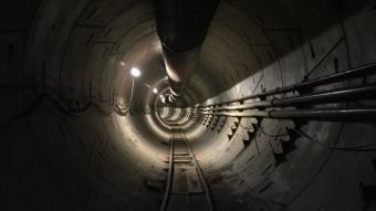 Elon Musk quer oferecer viagens a 240 km/h em túneis da Boring Company por apenas US$ 1