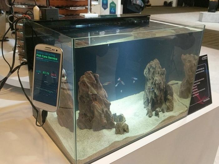 Galaxy S3 - aquário