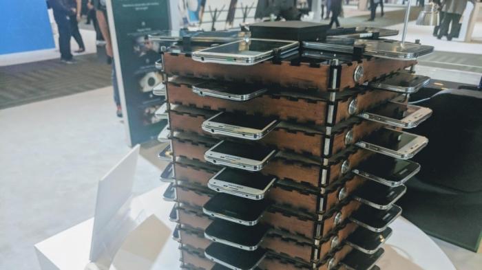 Galaxy S5 - Bitcoin