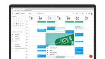 Como compartilhar uma agenda do Google