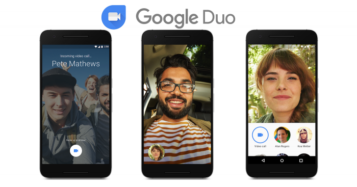 google duo para chamada de vídeo