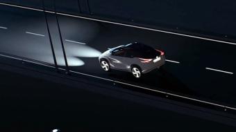 O som que os carros elétricos da Nissan vão tocar para alertar pedestres