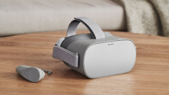 Oculus Go é um headset sem fio de realidade virtual por US$ 199