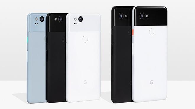 Pixel 2 e Pixel 2 XL foram finalmente apresentados — Google
