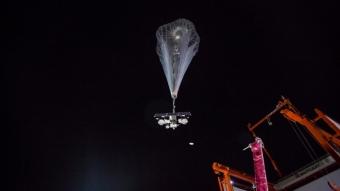 Google está liberado para usar balões de internet em Porto Rico