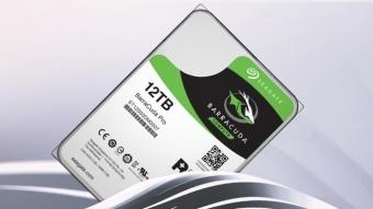 Seagate anuncia três HDs com capacidade de 12 TB