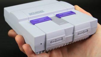 Nintendo diz que não vai mais fabricar NES Classic e SNES Classic