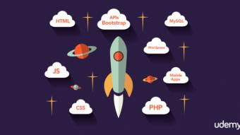 Curso online de programação ensina a criar um site completo (e está em promoção)