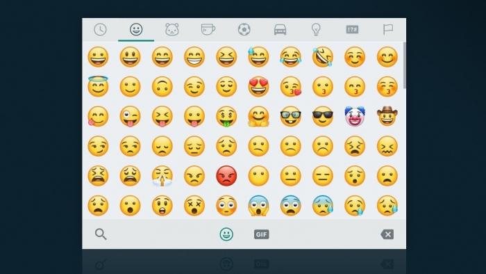 emoji no whatsapp