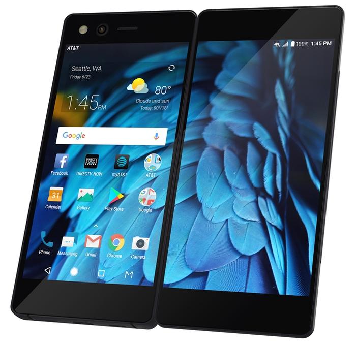 ZTE Axon M é um estranho, mas interessante smartphone de duas telas – Tecnoblog