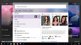 Microsoft testa pesquisa imersiva e nova Cortana no Windows 10