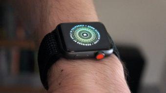 O que fazer se esquecer a senha do Apple Watch