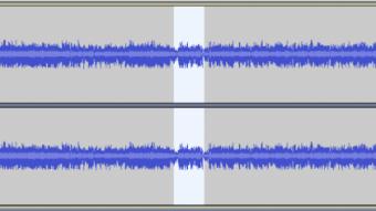 Como cortar uma música ou áudio no Audacity