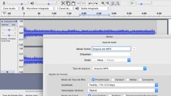 Como baixar o lame_enc.dll e salvar arquivos em MP3 no Audacity