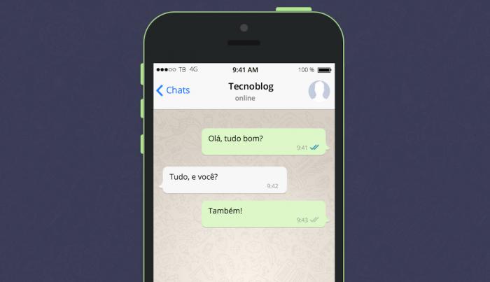 Como Criar Uma Conversa Fake Do Whatsapp Online Tecnoblog