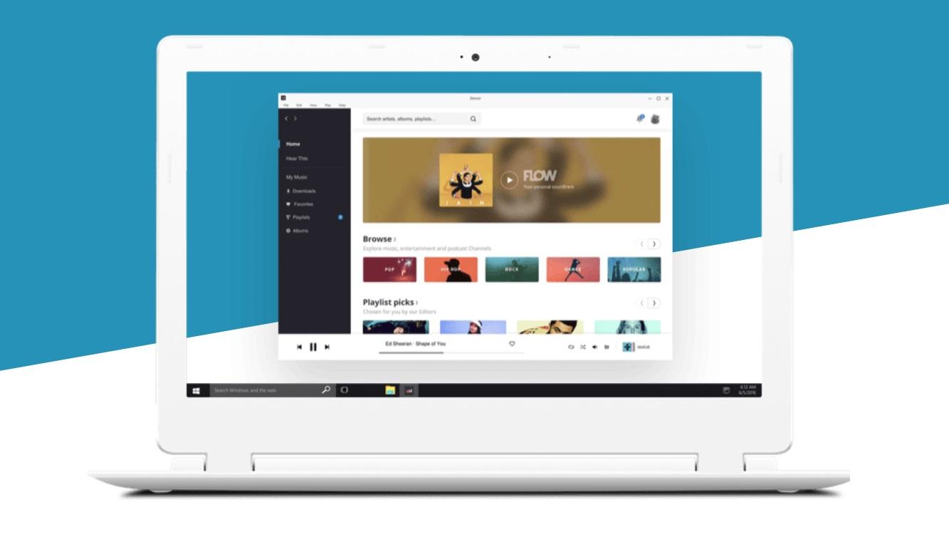 Deezer oferece streaming de músicas lossless para clientes