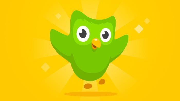 Mascote do Duolingo (Imagem: Divulgação/Duolingo)