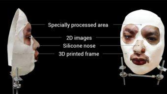 É bem difícil burlar o Face ID do iPhone X usando uma máscara