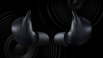Samsung traz Gear IconX com mais bateria por R$ 1.499