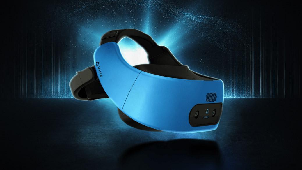 36e4e02be HTC Vive Focus é um headset sem fio para realidade virtual – Gadgets