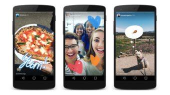 Instagram começa a dedurar quem tira captura de tela das Stories