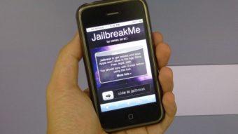 O jailbreak para dispositivos iOS sofreu um grande revés