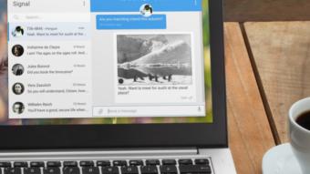 Signal, o serviço de mensagens mais seguro, ganha um novo aplicativo para desktop