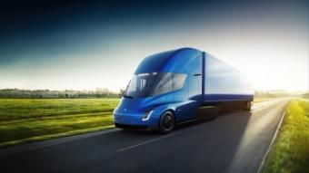 Este é o caminhão elétrico da Tesla